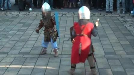L'avvincente sfida tra i cavalieri più piccoli al mondo