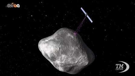 Cometa più calda e polverosa di quanto si pensasse, ecco le immagini di Rosetta