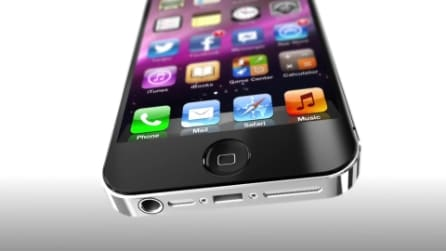 iPhone 5 News, Feature Rumors, Concept Images & 3D Render Video