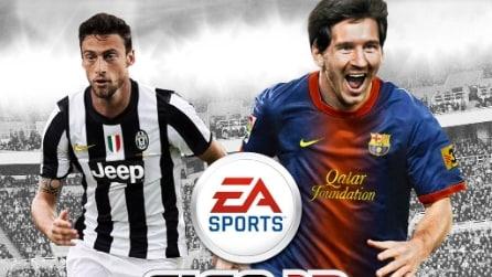 FIFA 13: Skill Games Trailer