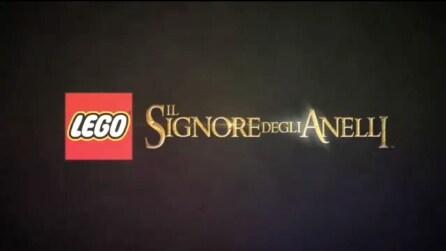 LEGO Il Signore degli Anelli - Trailer Gamescom 2012