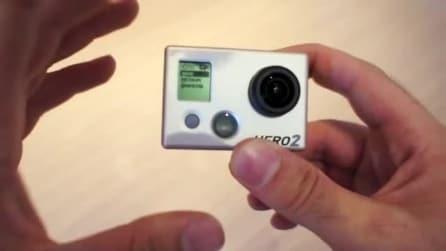 GoPro Hero 2 HD Review : unboxing e modalità di registrazione
