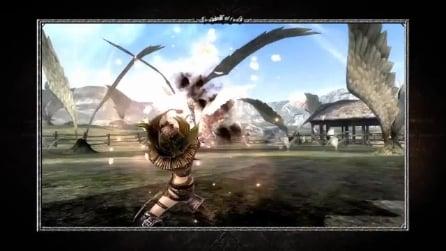 Soul Sacrifice PS Vita - Trailer Tokyo Game Show 2012