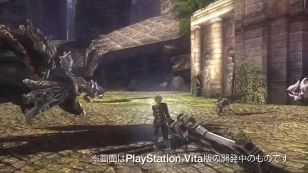 God Eater 2 Ps Vita Trailer