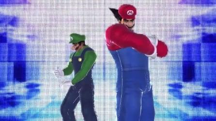Tekken Tag Tournament 2 - Trailer WiiU