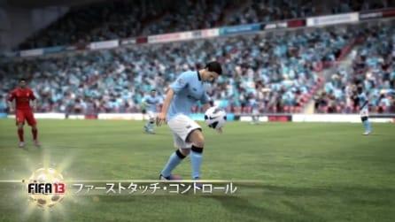 FIFA 13 - Nuovo Trailer TGS 2012