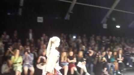 Frankie Morello Fashion Show