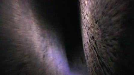 """Tunnel Borbonico, inaugurazione percorso """"Speleo"""""""