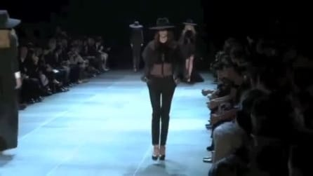 Saint Laurent Spring Summer 2013 Paris Fashion Week