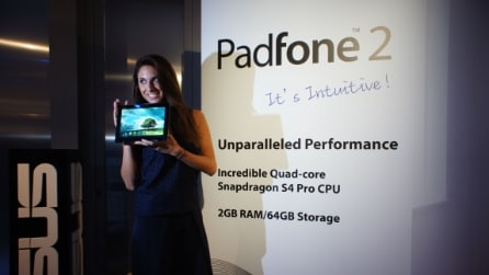 PadFone 2 Preview