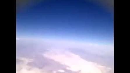 Nexus One: ripresa lancio ai confini dello spazio