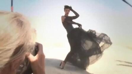 Rihanna for Vogue, il dietro le quinte dello shooting
