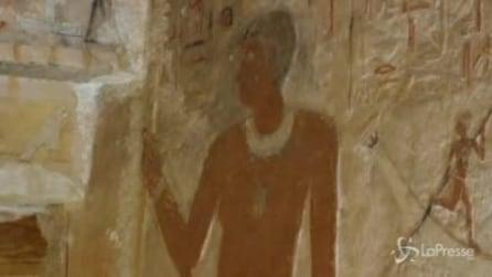 Egitto, dopo tre anni di restauro riapre la piramide di Chefren