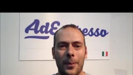 Massimo Chieruzzi (AdEspresso) ci racconta in diretta il Dublin Web