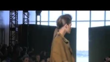 Il cappotto oversize per l'autunno 2012
