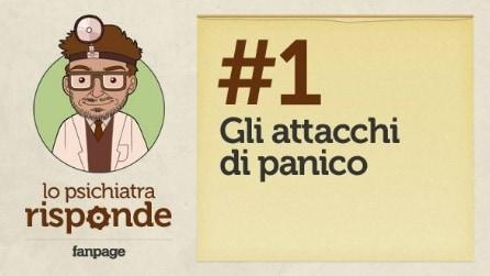 Gli attacchi di panico #1