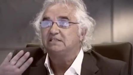 """Briatore licenzia Formigoni: """"Roberto sei fuori"""""""