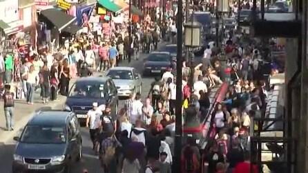 Shopping a Camden Town