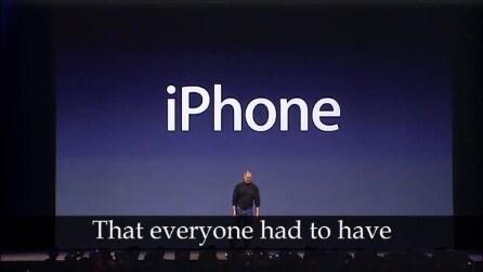 Parodia di GanGnam Style dedicata all'iPhone 5