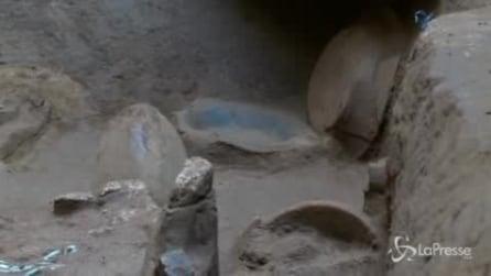 Scoperta in Guatemala una antichissima tomba Maya