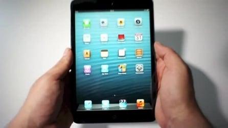 iPad Mini: caratteristiche e prime impressioni