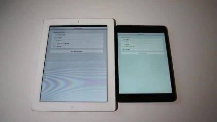 iPad Mini vs. iPad 2 Geekbench test