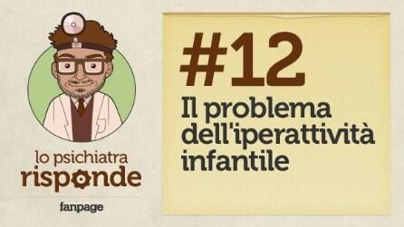 Il problema dell'iperattività infantile #12