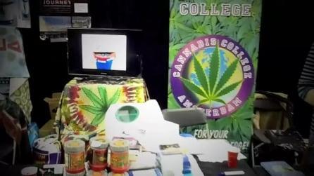La Cannabis Cup di Amsterdam