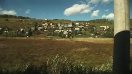 Un pezzo di Transiberiana