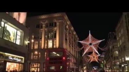 Natale a Londra: è già festa