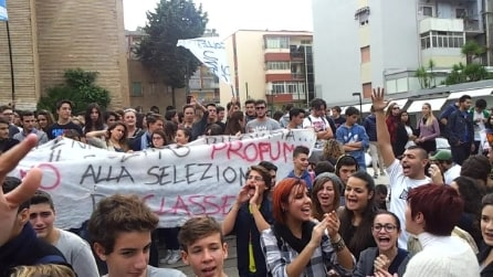 Slogan degli studenti contro la Fornero