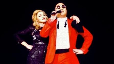 PSY e Madonna insieme per il Gangnam Style/Give it 2 Me