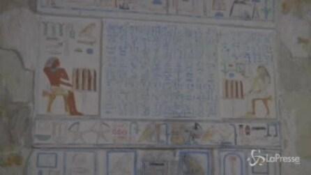 Scoperta la tomba di una Principessa dell'antico Egitto