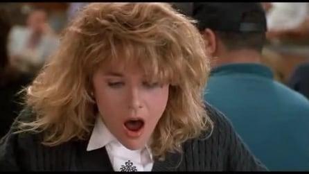 Harry Ti Presento Sally - Celebre scena del finto orgasmo