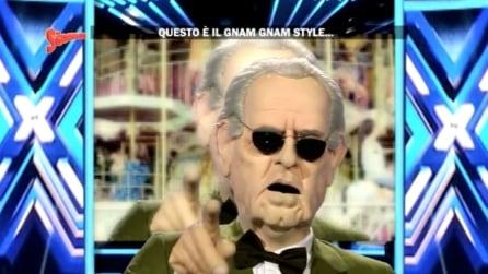 """""""Questo è il Gnam Gnam Style!"""", cantano Gli Sgommati"""