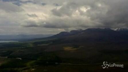 Si risveglia il vulcano Tongariro in Nuova Zelanda