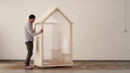 1m2 house - la casa più piccola del mondo