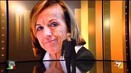 """Elsa Fornero: """"Non ho nessuna preparazione, ho accettato solo perché me lo ha detto Mario Monti"""""""