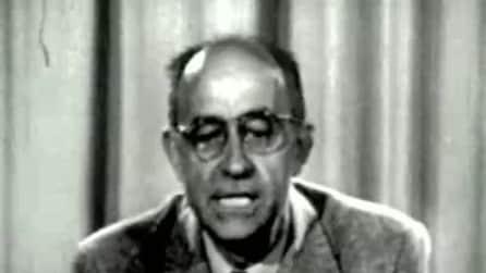Il famoso discorso di Enrico Fermi sull'energia atomica