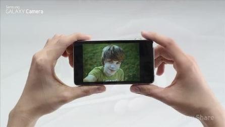 Samsung Galaxy Camera Spot Ufficiale