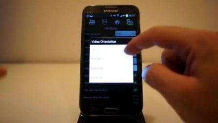 Registrare un video dello schermo su Android