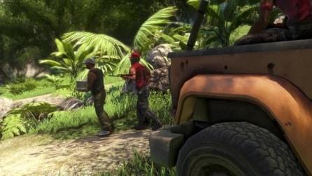 Far Cry 3: Trailer della Storia