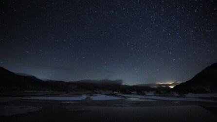 La pioggia di meteore che stupisce la Terra