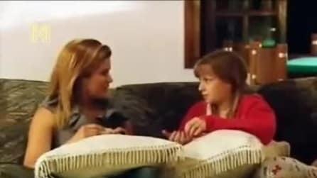 La bambina fantasma e la baby sitter: candid camera horror