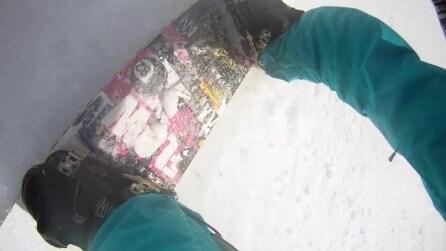 Snowboard a Terminillo