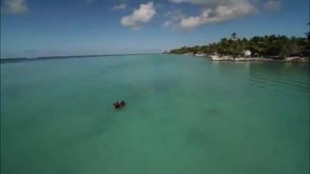 Kiribati: forse non lo troveremo più un luogo così