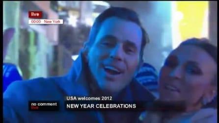 Anno nuovo a New York