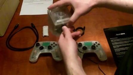 Ouya: i componenti della console