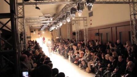 Collezione uomo Frankie Morello Autunno Inverno 2013-14 Milano fashion week
