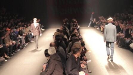 Collezione uomo Vivienne Westwood AI 2013-14 | Milano fashion week